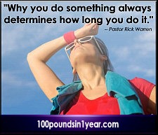 """Why you do something always determines how long you do it."" - Pastor Rick Warren"